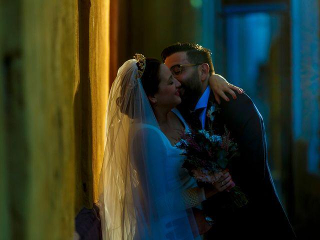 La boda de Álvaro y Ana Laura en Villanueva Del Ariscal, Sevilla 2