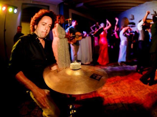 La boda de Álvaro y Ana Laura en Villanueva Del Ariscal, Sevilla 29