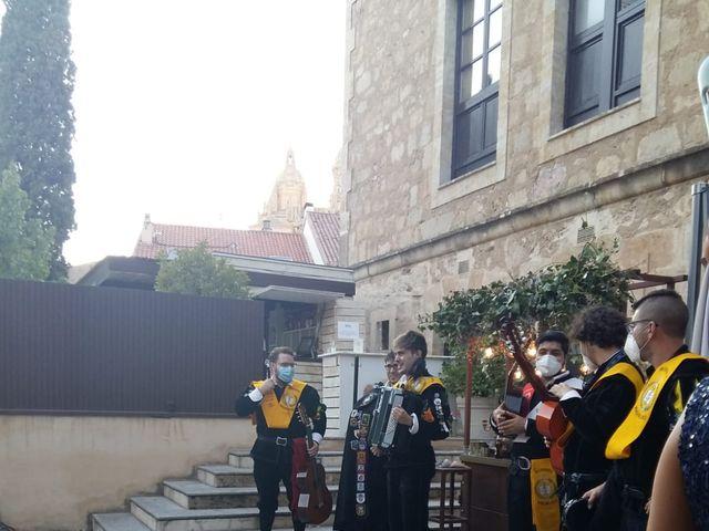 La boda de Tobias y Anabel en Salamanca, Salamanca 21