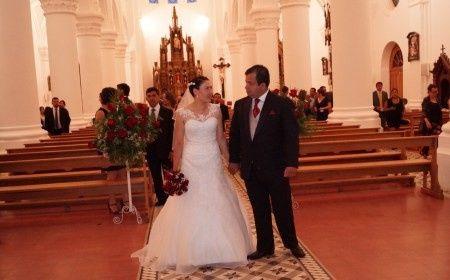 La boda de Pedro y Carolina en Madrid, Madrid 9