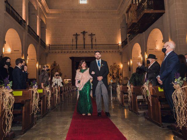 La boda de Álvaro y Lucía en Alacant/alicante, Alicante 23