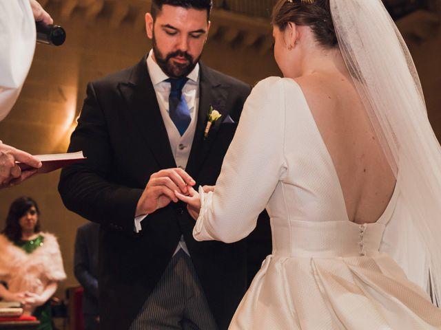 La boda de Álvaro y Lucía en Alacant/alicante, Alicante 35