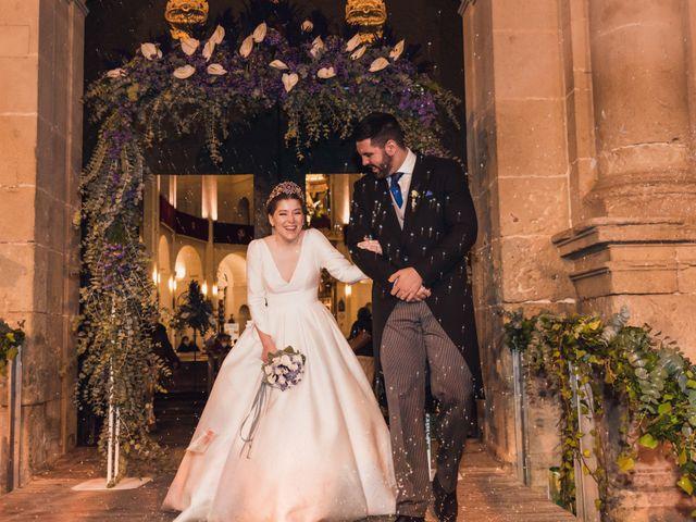 La boda de Álvaro y Lucía en Alacant/alicante, Alicante 36