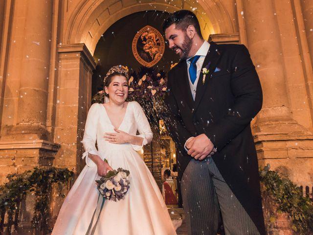 La boda de Álvaro y Lucía en Alacant/alicante, Alicante 37