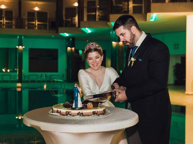 La boda de Álvaro y Lucía en Alacant/alicante, Alicante 42