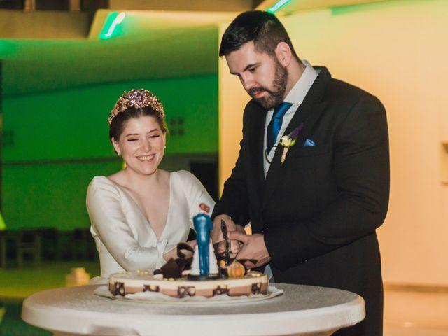 La boda de Álvaro y Lucía en Alacant/alicante, Alicante 44