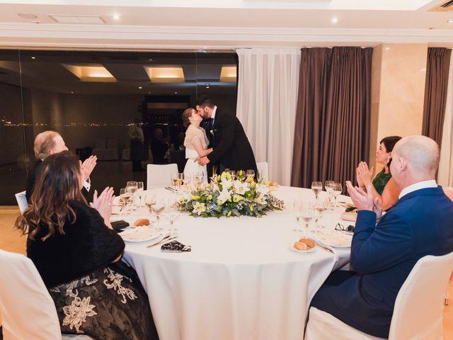 La boda de Álvaro y Lucía en Alacant/alicante, Alicante 49