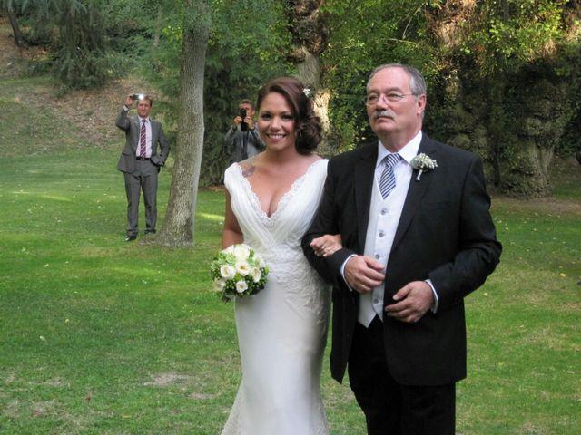 La boda de Alberto y Laura en Villaviciosa De Odon, Madrid 2