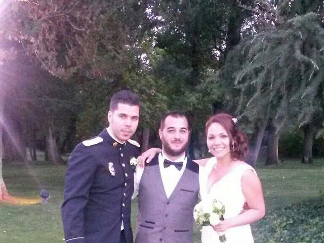 La boda de Alberto y Laura en Villaviciosa De Odon, Madrid 8