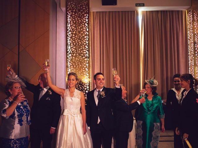 La boda de Jesus y María en Albacete, Albacete 2