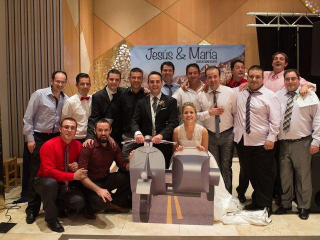 La boda de Jesus y María en Albacete, Albacete 12