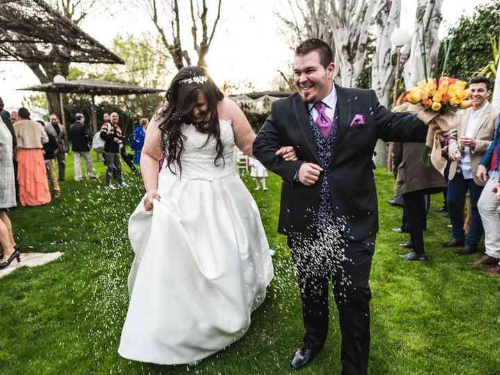 La boda de Arantxa y Victor