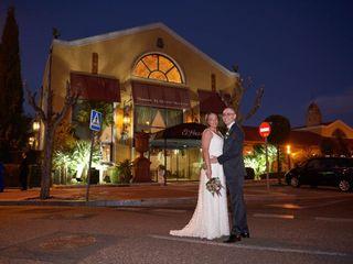La boda de Rebeca y Vistor 2