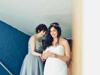 La boda de Georgina (Audrey) y Albert 2