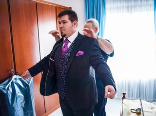 La boda de Arantxa y Victor 3
