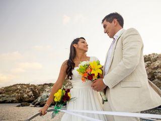 La boda de Karol y Andres