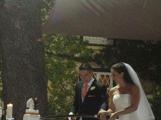 La boda de Kina  y Ivan  1