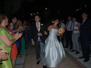 La boda de Kina  y Ivan