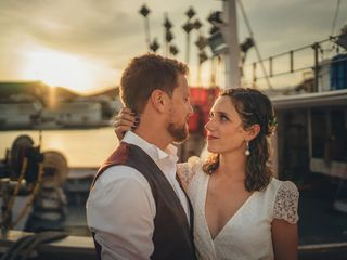 La boda de Belén y Luís
