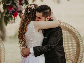 La boda de Ricard y Judit