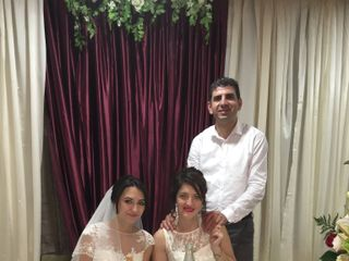 La boda de Aniya y Levon 3