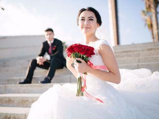La boda de Aniya y Levon