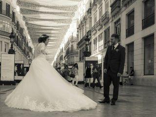 La boda de Luis Miguel  y Sandra