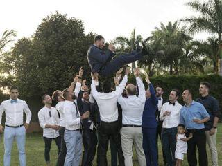 La boda de Luis Miguel  y Sandra 3