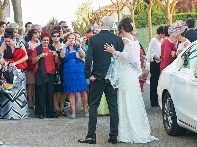 La boda de Vistor y Rebeca en Valladolid, Valladolid 5