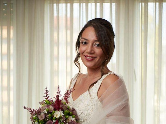 La boda de Vistor y Rebeca en Valladolid, Valladolid 12