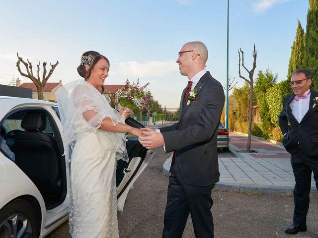 La boda de Vistor y Rebeca en Valladolid, Valladolid 16