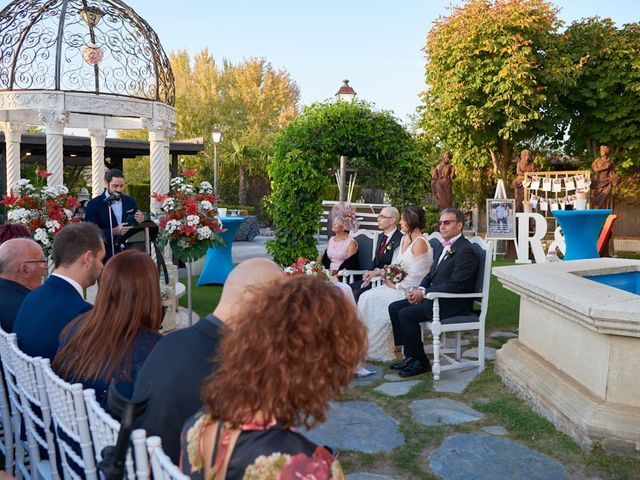 La boda de Vistor y Rebeca en Valladolid, Valladolid 18