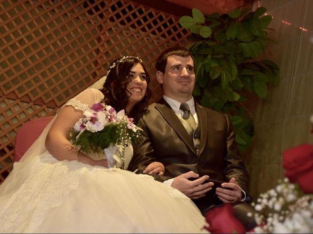 La boda de Georgina (Audrey) y Albert