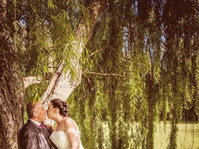La boda de Carlos y Patricia en Pantoja, Toledo 1