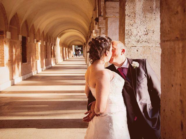 La boda de Carlos y Patricia en Pantoja, Toledo 29