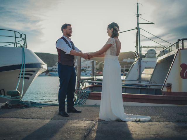 La boda de Luís y Belén en San Jose, Almería 8