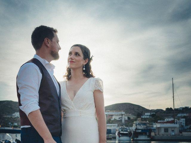 La boda de Luís y Belén en San Jose, Almería 9
