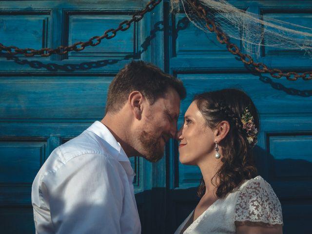 La boda de Luís y Belén en San Jose, Almería 11