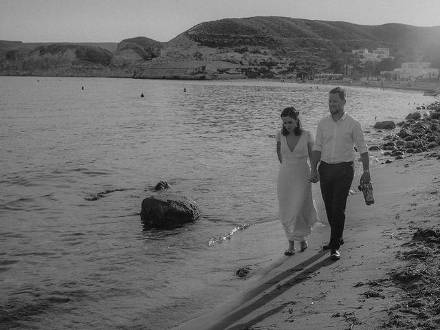 La boda de Luís y Belén en San Jose, Almería 12