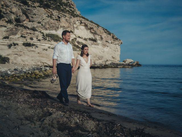 La boda de Luís y Belén en San Jose, Almería 14