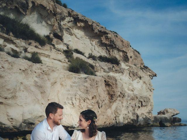 La boda de Luís y Belén en San Jose, Almería 17