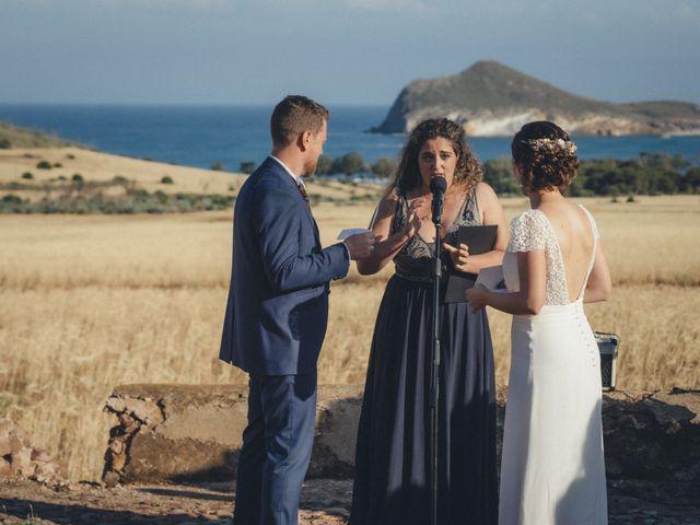 La boda de Luís y Belén en San Jose, Almería 21