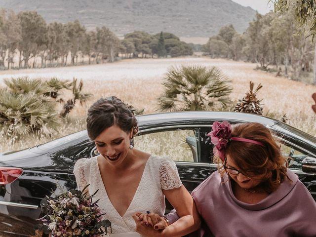 La boda de Luís y Belén en San Jose, Almería 23