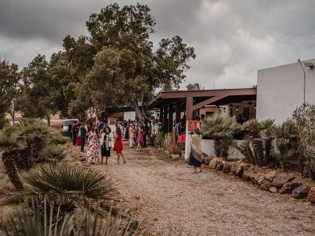 La boda de Luís y Belén en San Jose, Almería 25