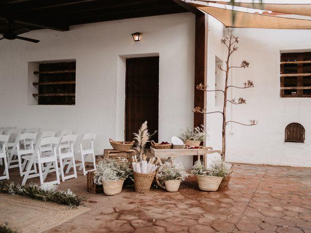La boda de Luís y Belén en San Jose, Almería 27