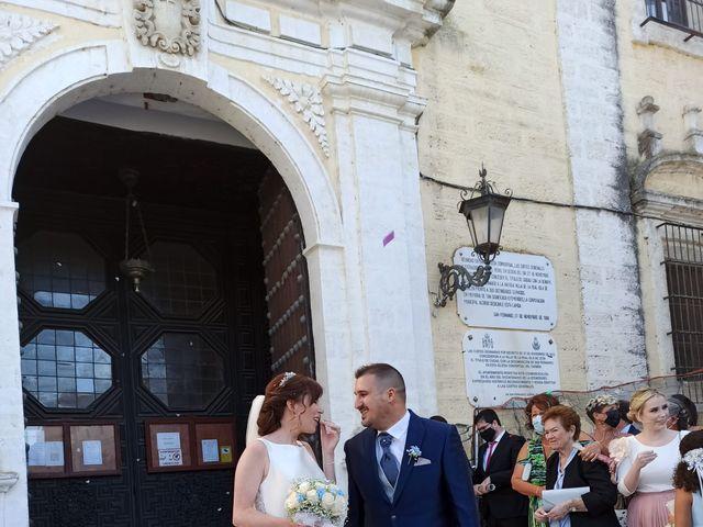 La boda de Juanjo  y Lucía en San Fernando, Cádiz 4