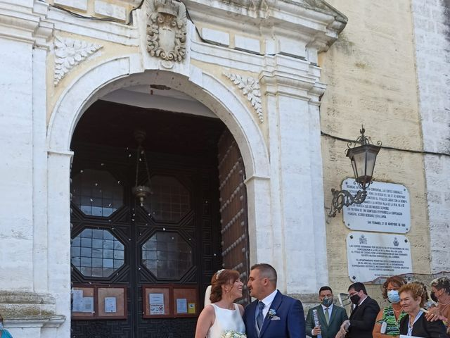 La boda de Juanjo  y Lucía en San Fernando, Cádiz 5