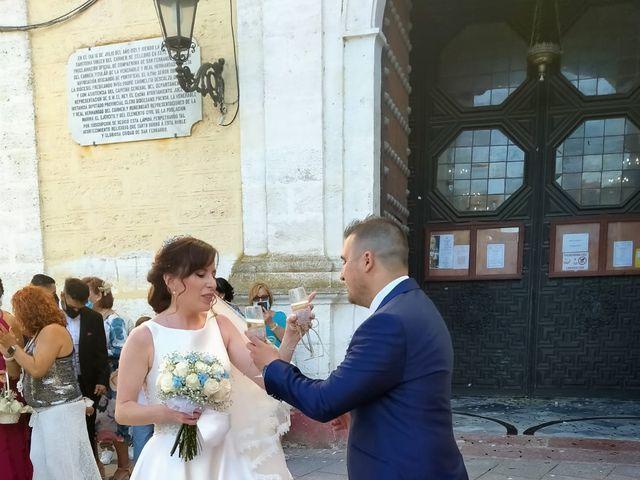 La boda de Juanjo  y Lucía en San Fernando, Cádiz 7