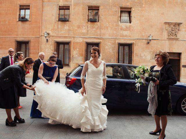 La boda de Gustavo y Ana Belen en Elx/elche, Alicante 16