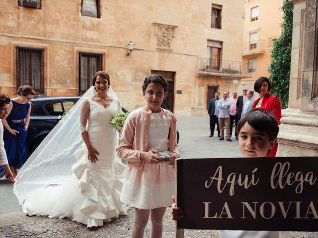 La boda de Gustavo y Ana Belen en Elx/elche, Alicante 17